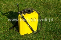 9. Backpack fire pump HP-17,5 MS