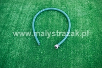 19. Suction hose (for foam concentrates) PVC Ø 25mm L: 1,6m