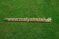 32. Pike pole with foldable wooden pole (heavy)